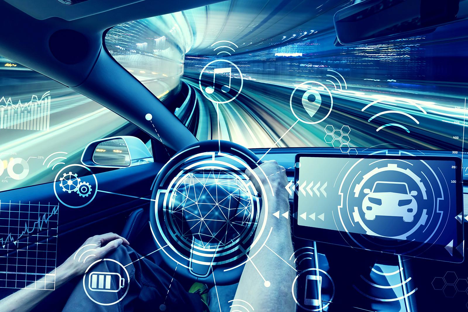 Automobilový průmysl a technické inovace