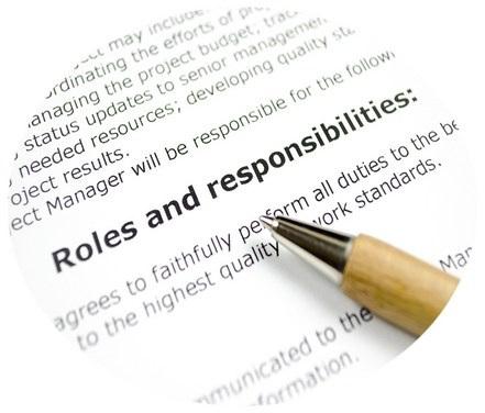 Analýza pracovního místa - role a zodpovědnosti